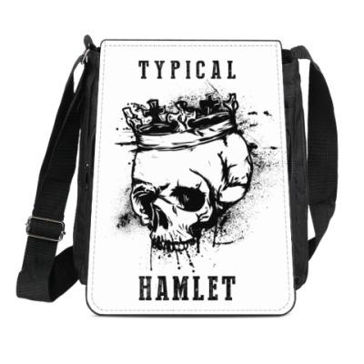 Сумка-планшет Typical Hamlet