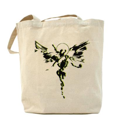 Сумка FOB abstract Холщовая сумка