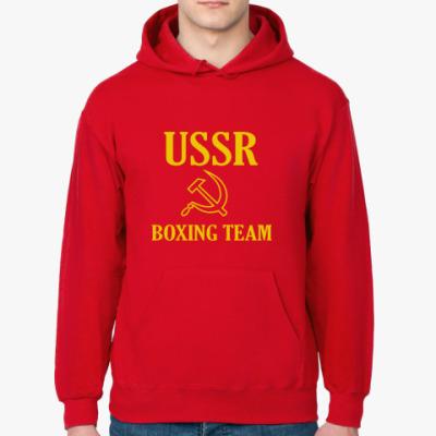 Толстовка худи USSR