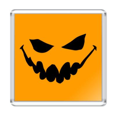 Магнит  Halloween Pumpkin