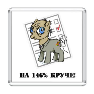 Магнит 146 процентов