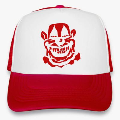 Кепка-тракер Злой клоун