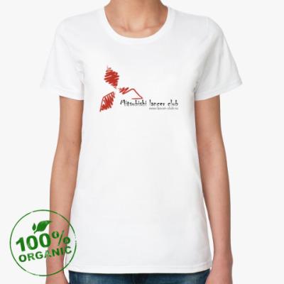 Женская футболка из органик-хлопка Женская футболка Continental C