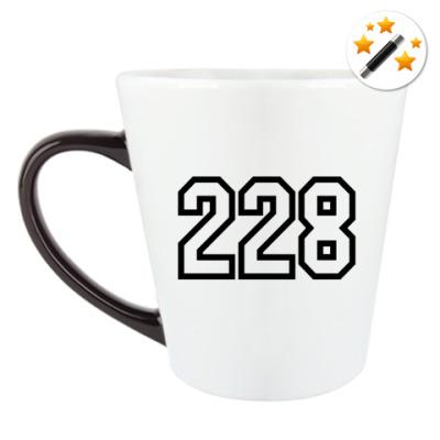 Кружка-хамелеон 228