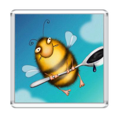 Магнит  Пчела