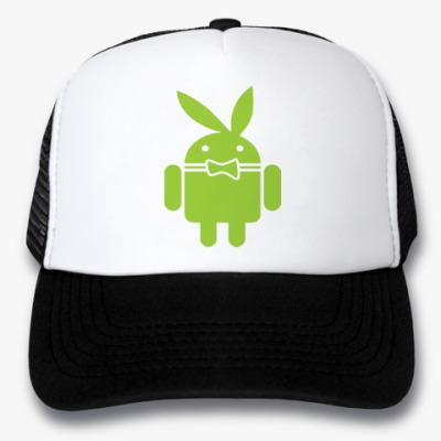 Кепка-тракер Андроид плейбой