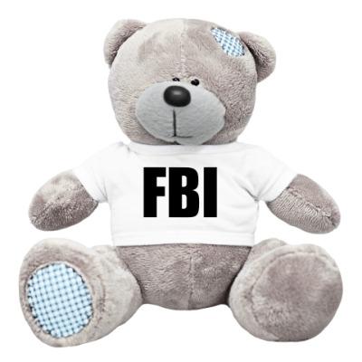 Плюшевый мишка Тедди FBI