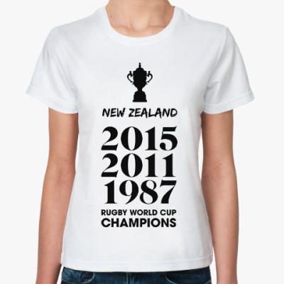 Классическая футболка Рэгби