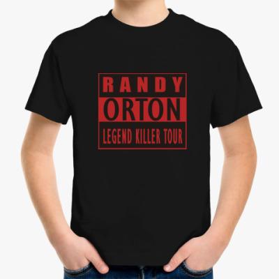 Детская футболка Randy Orton