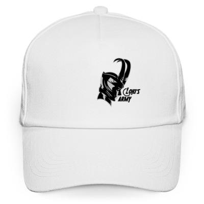 Кепка бейсболка Мстители Армия Локи