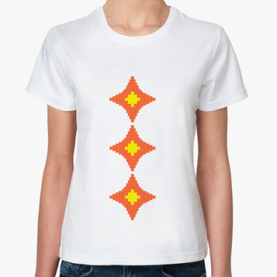 Классическая футболка Звёзды