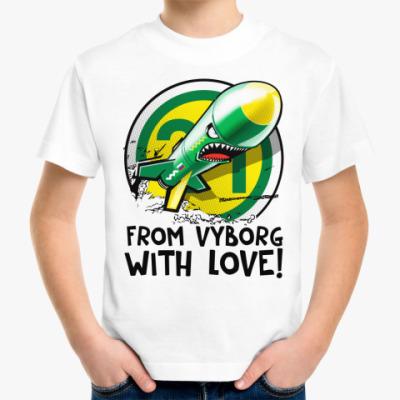 Детская футболка FVWL!