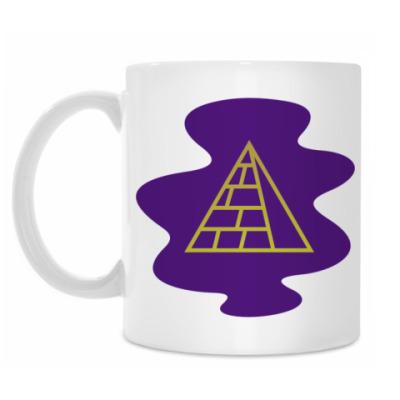 Кружка The Pyramid