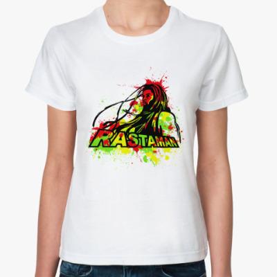 Классическая футболка Rastaman