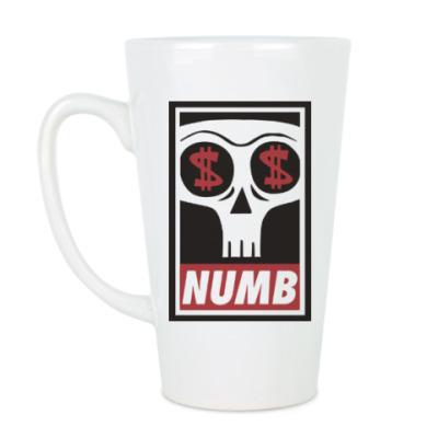Чашка Латте Numb