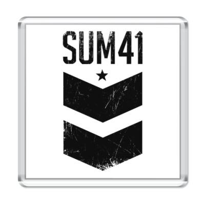 Магнит Sum 41