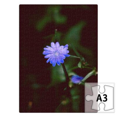 Пазл Цветок