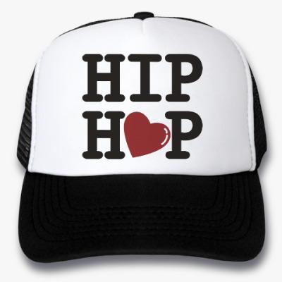 Кепка-тракер Люблю хип-хоп