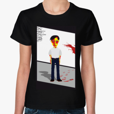 Женская футболка GEIST Ebm,Dark Electro, Dioxyd