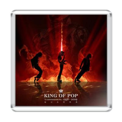 Магнит  King Op Pop
