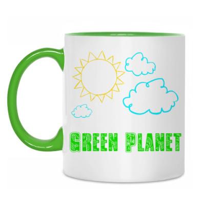 Кружка Green Planet