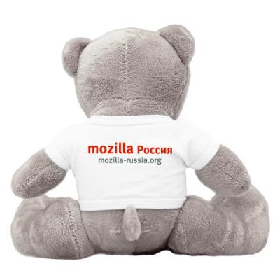 Мишка Mozilla.Россия
