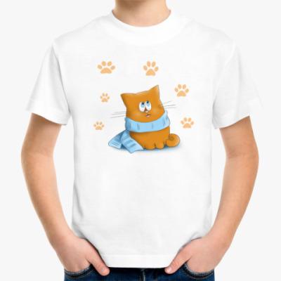 Детская футболка Веселый Пухлик