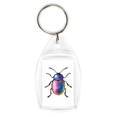 Брелок Радужный жук