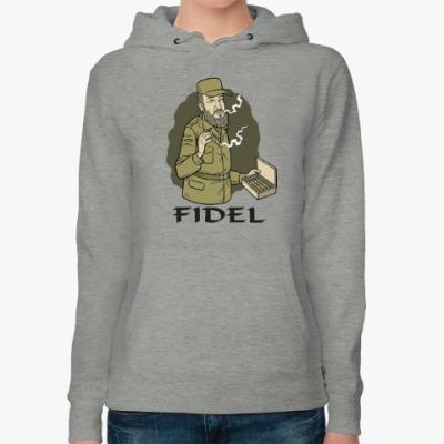 Женская толстовка худи Fidel