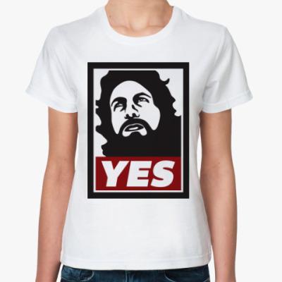 Классическая футболка Дэниел Брайан