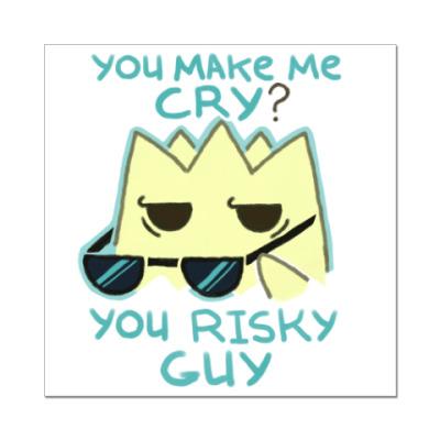 Наклейка (стикер) Togepi Pokemon Meme