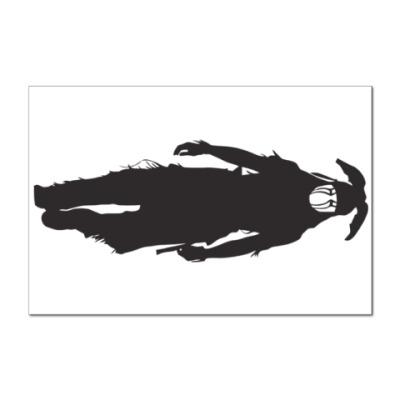 Наклейка (стикер) Тонто
