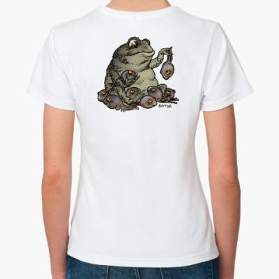 Классическая футболка ToadMama