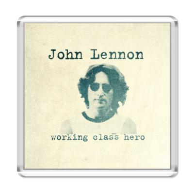 Магнит John Lennon