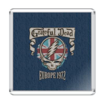 Магнит Grateful Dead