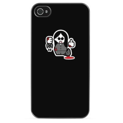 Чехол для iPhone Ozzy Osbourne