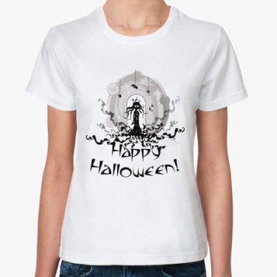 Классическая футболка HapHall