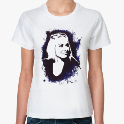 Классическая футболка Слава Фролова