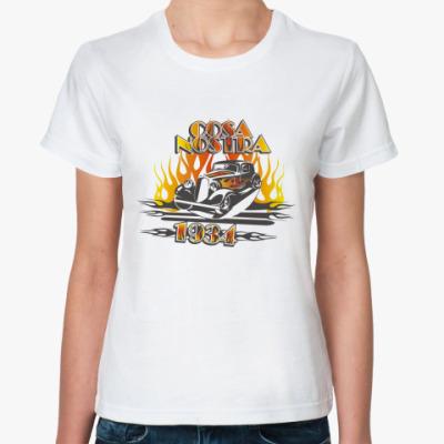 Классическая футболка Коза Ностра