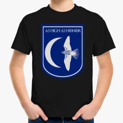 Детская футболка Дом арренов