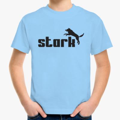 Детская футболка Старк