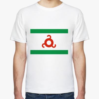 Футболка Флаг Ингушетии