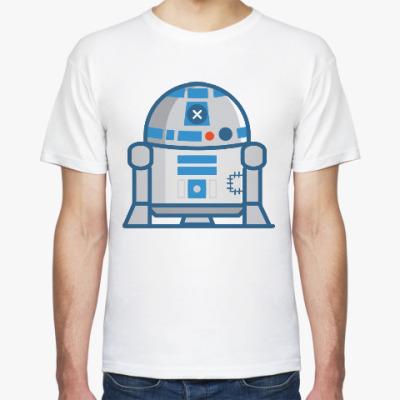 Футболка R2-D2 (Star Wars)