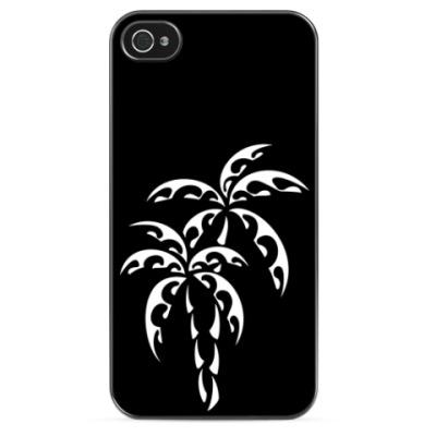 Чехол для iPhone Пальмы