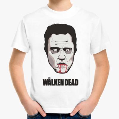 Детская футболка Walken Dead
