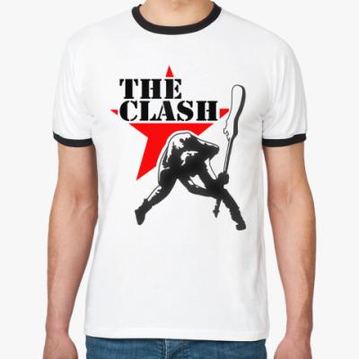 Футболка Ringer-T The Clash