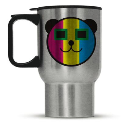 Кружка-термос Кружка- (сталь) Bear!