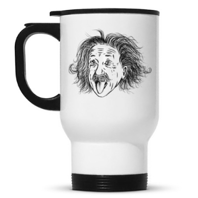 Кружка-термос Einstein