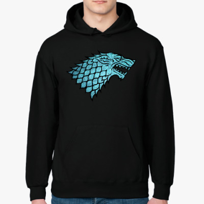 Толстовка худи Stark Wolf