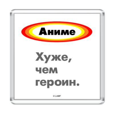 Магнит  «Аниме»